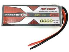 ManiaX 14.8V 8000mah UAV Lipo Battery Pack : MX8000-4S-25