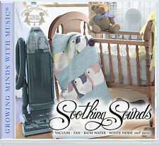 Soothing Sounds by Aardvark Kids Music CD Baby Sleep