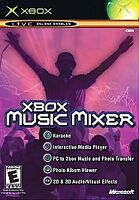 Xbox Music Mixer (Microsoft Xbox, 2003)