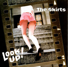 The Skirts Look Up CD Rock Pop CD w/Criminal Art, Don't Turn Away, Trash MORE!