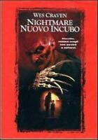 Nightmare Nuovo incubo (1994) DVD NUOVO SIGILLATO Wes Craven