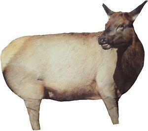 Montana Decoy Co. Cow Elk I - Collapsible/Foldable Decoy - New in Package