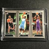 DWYANE WADE / CARMELO ANTHONY / CHRIS BOSH 2003 TOPPS MATRIX TRIPLE RC PREVIEW