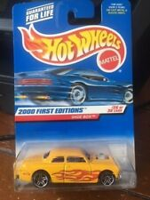 2000 Hot Wheels First Editions Shoe Box #86