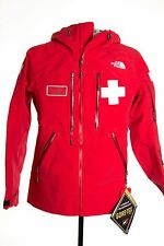 North Face Powder Patrol Ski Womens M Red Gore-Tex Waterproof Coat Jacket $649