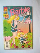First Kelly Doll With Barbie Comic Book