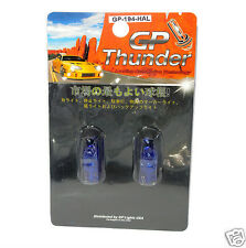 GP Thunder 194 /168 / 2825 / W5W Halogen Mini Wedge White Light (2) Bulbs 8000K