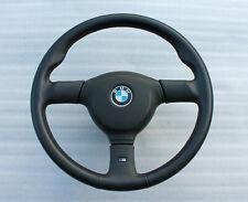 BMW M Technik II Leather sport steering wheel E24 E28 E30 E32 E34 M5 M Tech 2