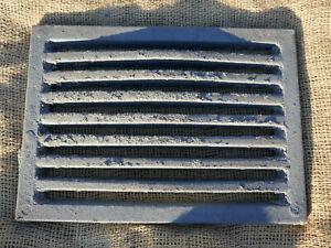 Ascherost 22,5 x 34,5cm Gussrost Rost Tafelrost Ofenrost Kaminrost Gitterrost