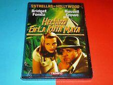 HECHIZO EN LA RUTA MAYA / Rough Magic - Bridget Fonda & Russell Crowe / Precinta