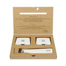 Cristel Mutine Removable Handle - Set of 1 Handle + 2 Side Handles - White