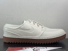 "Nike Janoski G ""Sail Gum"" AT4967-101 Men's Size 9 Golf Shoes"