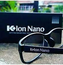 K-Ion Nano Glasses Black Big Frame