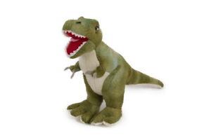 T-Rex Tyrannosaurus-Rex Plüschtier Stofftier Plüsch-Dino Kuscheltier H= 16 cm