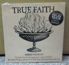 TRUE FAITH Mojo Mag CD Johnny Cash comp Porter Wagoner unreleased Bob Dylan NWT