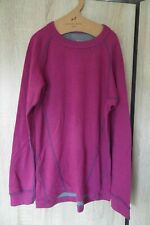 DEVOLD ACTIVE KID SIZE 14 YEARS THERMAL BASE LAYER MERINO WOOL TOP
