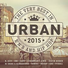 URBAN 2015-THE VERY BEST IN R'N'B AND HIP HOP 2 CD NEU ROBIN THICKE/DIE ORSONS
