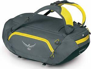 Osprey TrailKit Duffel Organisation Bag Travel Duffle - Lightning Grey