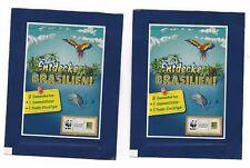 Entdecke Brasilien 2 Tüten von Edeka ungeöffnet