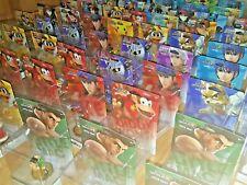 amiibo Figures Nintendo Switch 3DS Gold Mario Zelda Animal Crossing Smash Bros