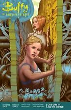 Buffy Season 11 Volume 2: One Girl in All the World by Rebekah Isaacs, Joss...