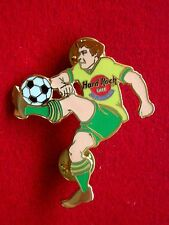 HRC Hard Rock Cafe Melbourne Soccer Player Olympia 2000 LE500