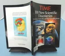 TIME special collector issue ~ 100 SCIENTIFIC DISCOVERIES - stories (2011)