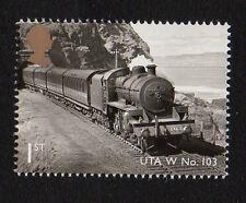 2014 SG 3572 1st UTA Class W No 103 c1950  'Classic Locomotives  of UK' PSB DY9