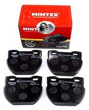 Mintex Pastillas De Freno Eje Trasero Land Rover Defender MDB2579 (imagen real de parte)