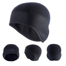 Men's Outdoor Beanie Hats Ear Warm Winter Thermal Fleece Cycling Running Ski Cap