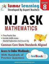 NJ ASK Practice Tests and Online Workbooks: Grade 8 Mathematics, Third Edition: