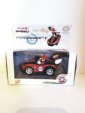#19401 Wild Wing Mario Pull Back Mario Kart Wii Car 2011 Nintendo 1:43 Scale NIB