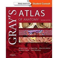Gray's Atlas of Anatomy by Richard Drake (Paperback, 2014)