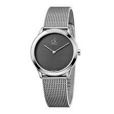 Women's Calvin Klein Minimal Steel Mesh Watch K3M2212X