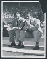 1952 Don Shula, Hall of Fame Coach Early Photo as Cleveland Browns Player!