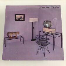Elton John The Fox Lp - Brand New Sealed 1981 Vinyl Record Pop Rock Rare! Oop
