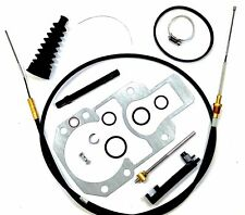 MERCRUISER SHIFT CABLE KIT ALPHA 1 GEN II   19543T1, 19543T2, 18-2603