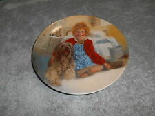 Annie Plate 1982 By Knowles