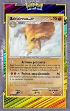 🌈Sablaireau - DP02:Trésors Mystérieux - 61/123 - Carte Pokemon Neuve Française
