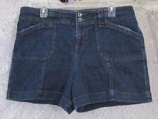Sonoma Life & Style Jean Denim Shorts Womens 16