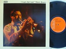 Shorty Rogers FRE Reissue LP Courts the count NM RCA PM42359 West Coast Jazz