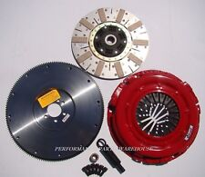 McLEOD STREET EXTREME CLUTCH w/ STEEL FLY 650-HP 97-15 GM LS ENGINE T56 6-SPEED