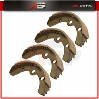 Brake Shoes Fits Club Car DS and Carryall 1981-1994 Set of 4