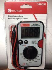 Utilitech Battery Tester