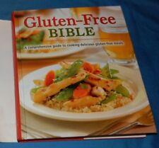 Gluten-Free Bible  Delicious Gluten-Free Meals 2013 HC DJ Flour Blends
