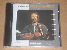 IL MONDO DI FRANCESCO DE GREGORI VOL. 2 - CD SIGILLATO (SEALED)