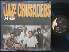 JAZZ CRUSADERS Uh Huh LP PACIFIC JAZZ RECORDS ST-20124 US 1967 JAZZ FUNK