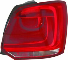 VW Polo 2009-2015 Hatchback Rear Tail Light Lamp O/S Drivers Right