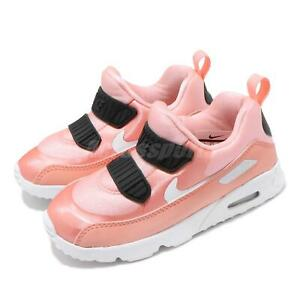Nike Air Max Tiny 90 TD Toddler Infant / PS Kids Preschool Straps Shoes Pick 1