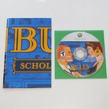 Bully -- Scholarship Edition Microsoft Xbox 360 2008 - Disc and Poster Only